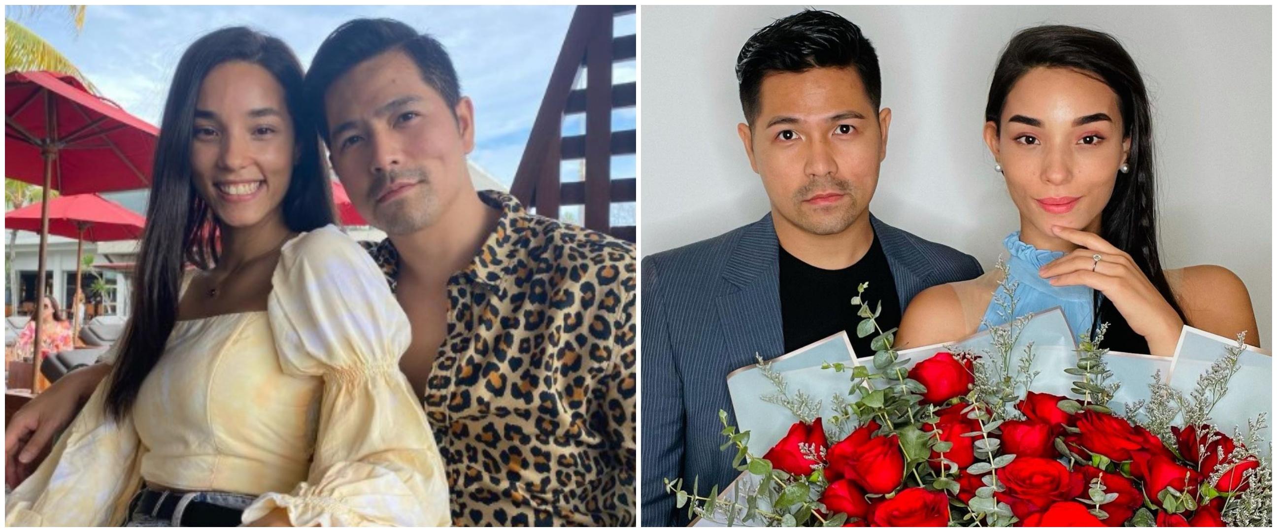 8 Momen Erick Iskandar lamar Vanessa Lima, cincinnya curi perhatian