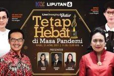 Ini 6 pemenang Anugerah Perempuan Hebat Indonesia 2021, inspiratif
