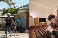 10 Penampakan rumah Melki Bajaj, ruang kerjanya curi perhatian