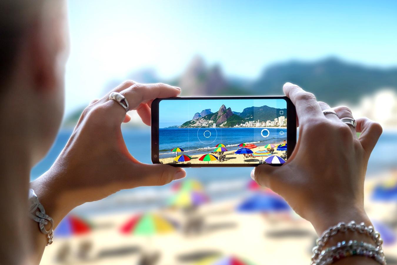 6 Trik hasilkan foto outdoor estetik pakai smartphone, mudah dicoba