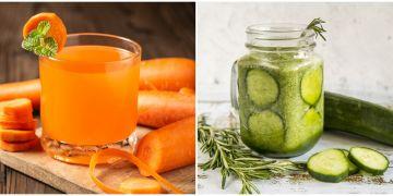 Selain dimasak, 10 jenis sayuran ini bisa diolah jadi jus