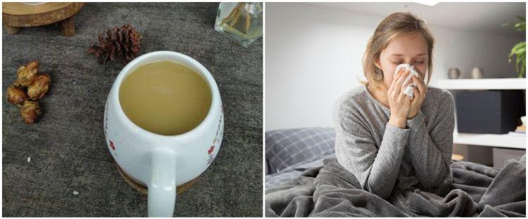 6 Manfaat jamu beras kencur untuk kesehatan, bisa mengatasi flu