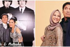 8 Tahun menikah, begini 10 potret mesra Desta dan Natasha Rizky
