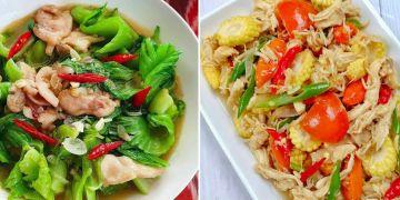 10 Resep menu buka puasa dari kreasi ayam dan sayur, bikin ketagihan