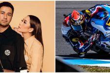 Makin sultan, Raffi Ahmad sponsori pembalap Dimas Ekky di CEV 2021