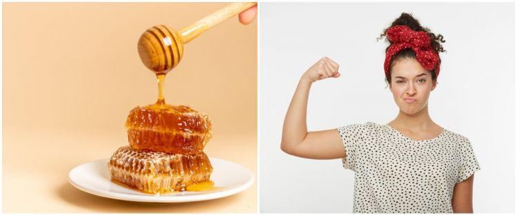 10 Manfaat madu bagi kesehatan, bantu lawan bakteri dalam tubuh