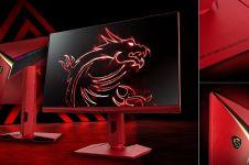 Tembus rekor 3 juta penjualan, MSI rilis monitor gaming edisi terbatas