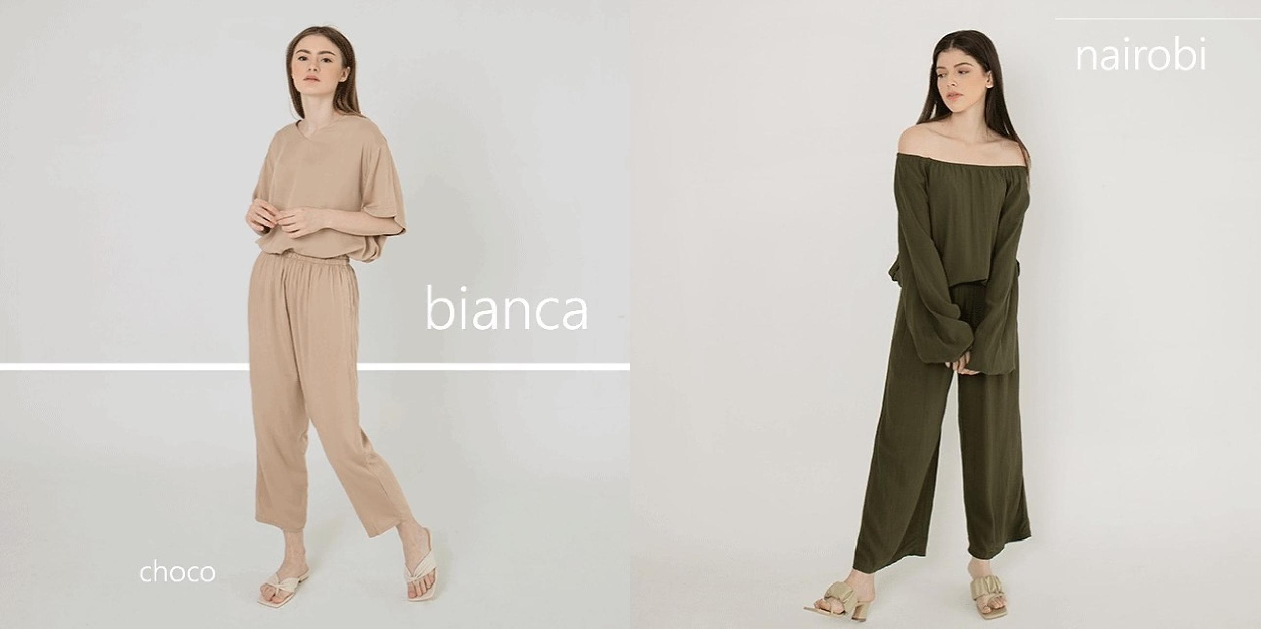 Terinspirasi baju emak-emak, blogger ini kreasikan fashion homewear