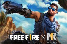 Mengenal Maro, karakter Arab pertama di game Free Fire, jago berburu