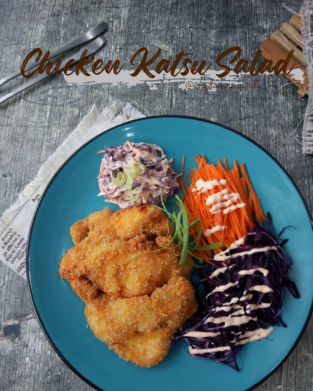 Resep ayam katsu mudah dan enak untuk menu buka puasa © berbagai sumber