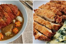 10 Resep ayam katsu untuk berbuka puasa, mudah & mengenyangkan