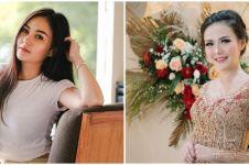 7 Momen ulang tahun Sarah Gibson, bentuk tumpengnya tak biasa