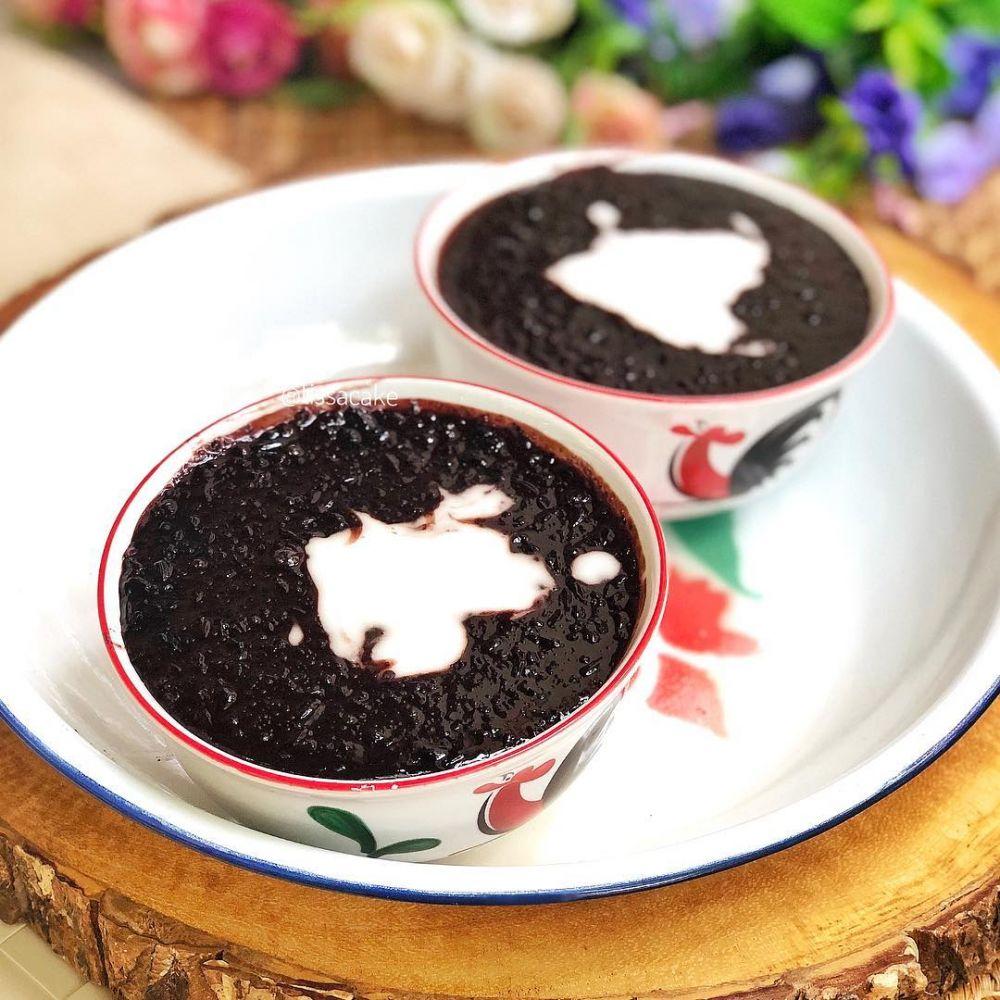 Manfaat ketan hitam untuk kesehatan © berbagai sumber