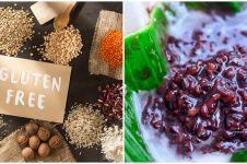 7 Manfaat ketan hitam bagi kesehatan, bantu jaga imun tubuh