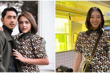 8 Momen Amanda Manopo kembaran baju dengan seleb dunia, berkelas
