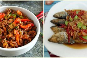 15 Resep tumis ikan buat sahur, praktis dan menggugah selera