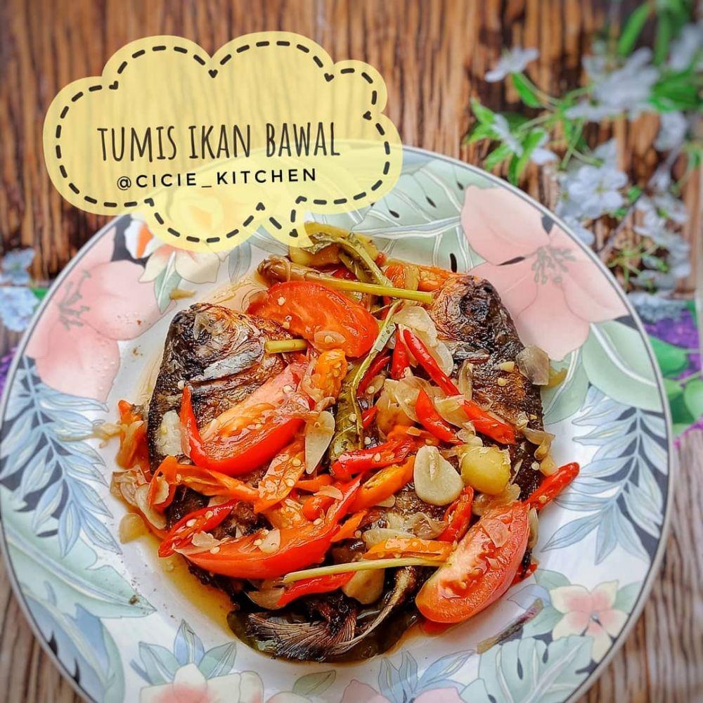 resep tumis ikan sahur Instagram