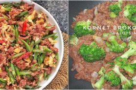 10 Resep menu sahur berbahan kornet, enak, dan mudah dibuat