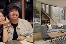 10 Potret desain rumah baru Joshua Suherman, bak di drama Korea