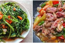 20 Resep tumis sederhana, cocok untuk menu berbuka puasa dan sahur