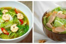 10 Resep menu buka puasa olahan sawi nikmat, lezat dan praktis