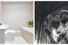 Bacaan doa masuk dan keluar kamar mandi lengkap beserta adabnya