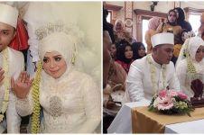Anniversary ke-2, ini 8 potret lawas pernikahan Muzdalifah dan Fadel