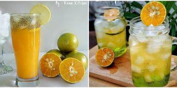 15 Resep minuman buka puasa berbahan jeruk, segarnya bikin melek