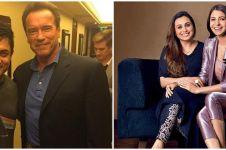 Momen 10 seleb Bollywood bertemu idola, Aamir Khan salah tingkah