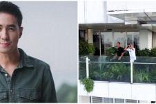 8 Potret kebun di apartemen Daniel Mananta, ada kangkung hingga bayam