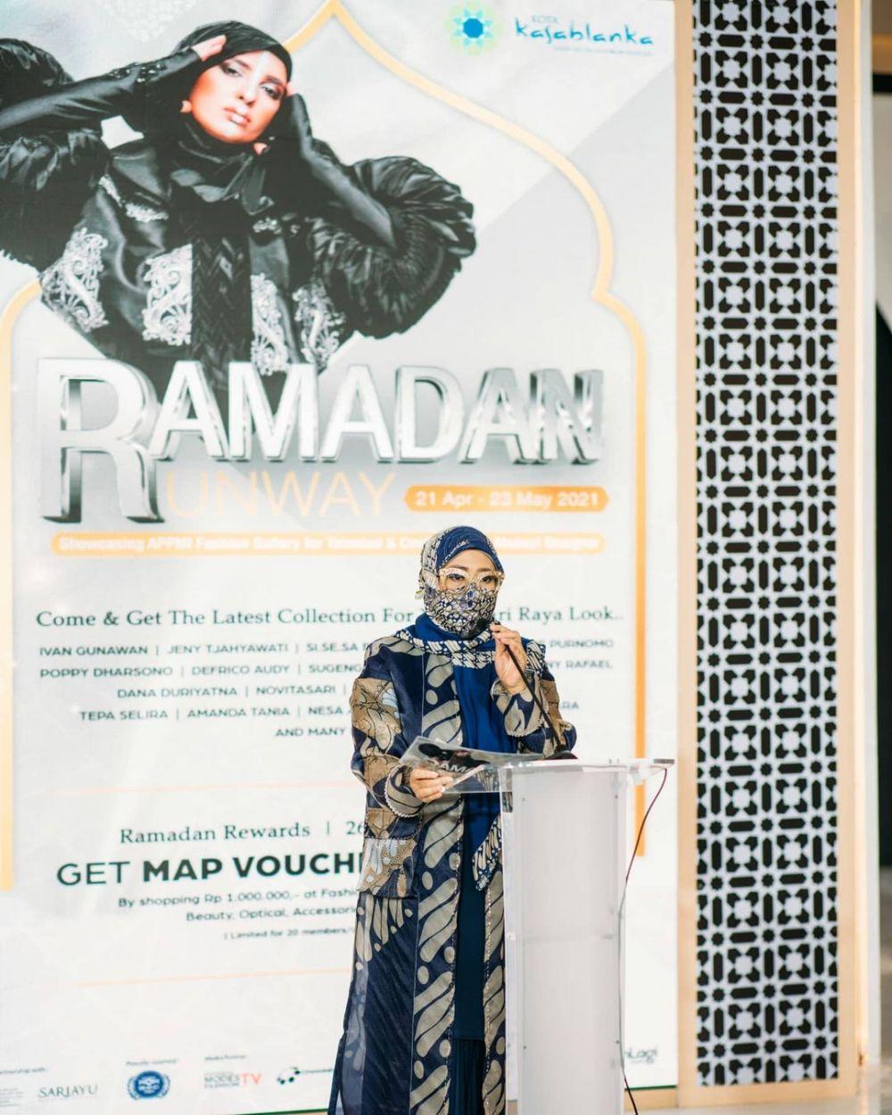 Keseruan Ramadhan Runway 2021 © 2021 brilio.net