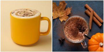 Resep cinnamon latte yang punya citarasa unik , enak dan mudah dibuat