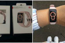8 Fakta tentang Huawei Band 6, gelang cerdas dukung gaya hidup sehat