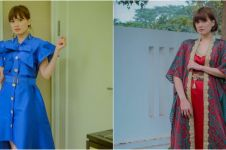 10 Gaya outfit Chika Jessica kenakan dress, bisa jadi inspirasi
