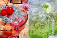 15 Resep minuman buah buka puasa tanpa susu, segar dan gak bikin enek