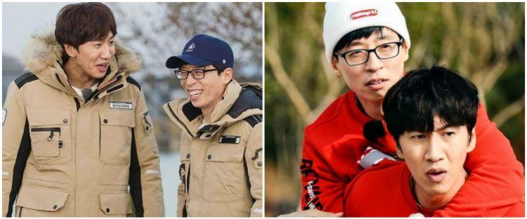 10 Momen Lee Kwang-soo & Yoo Jae-suk di Running Man, bakal dirindukan