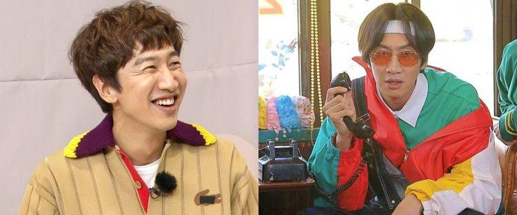 12 Potret transformasi Lee Kwang-soo di Running Man, gayanya kocak