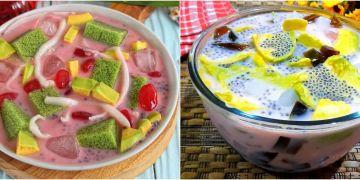 15 Resep es campur untuk buka puasa, segar, enak, dan bikin nagih