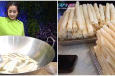 10 Momen Nagita Slavina masak besar, satu hari buat ratusan camilan