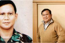 Viral pengguna TikTok mirip dengan Menhan Prabowo ketika muda