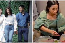 10 Momen pemain Ikatan Cinta buka puasa di lokasi syuting, seru abis