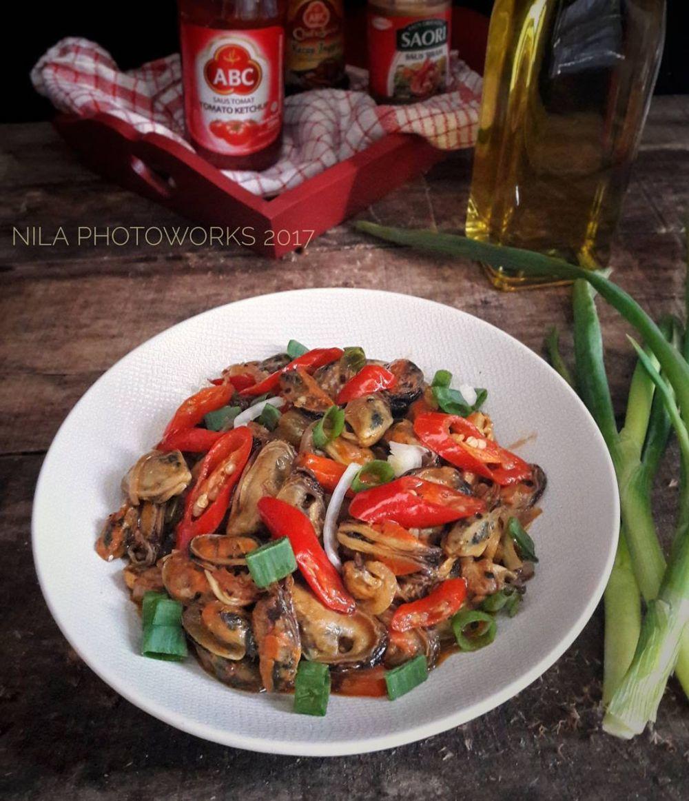 Resep menu buka puasa bumbu saus tiram © berbagai sumber
