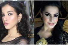 10 Momen Tasya Farasya dan ibunya tiru karakter 'The Penthouse'