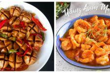 10 Resep menu buka puasa bumbu asam manis lezat, enak dan praktis