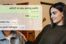 10 Balasan chat lucu curhat ke teman ini bikin nyengir kesal