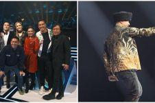10 Momen reuni juri Indonesian Idol dan mantan pasangan, jadi sorotan