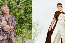 9 Gaya OOTD Awkarin memakai batik, stylish