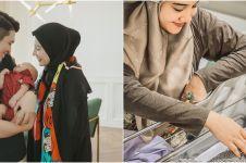 10 Momen anak Zaskia Sungkar disunat, bikin Irwansyah hampir menangis