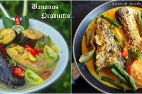 15 Resep menu sahur berbahan ikan, sehat, enak dan mudah dibuat