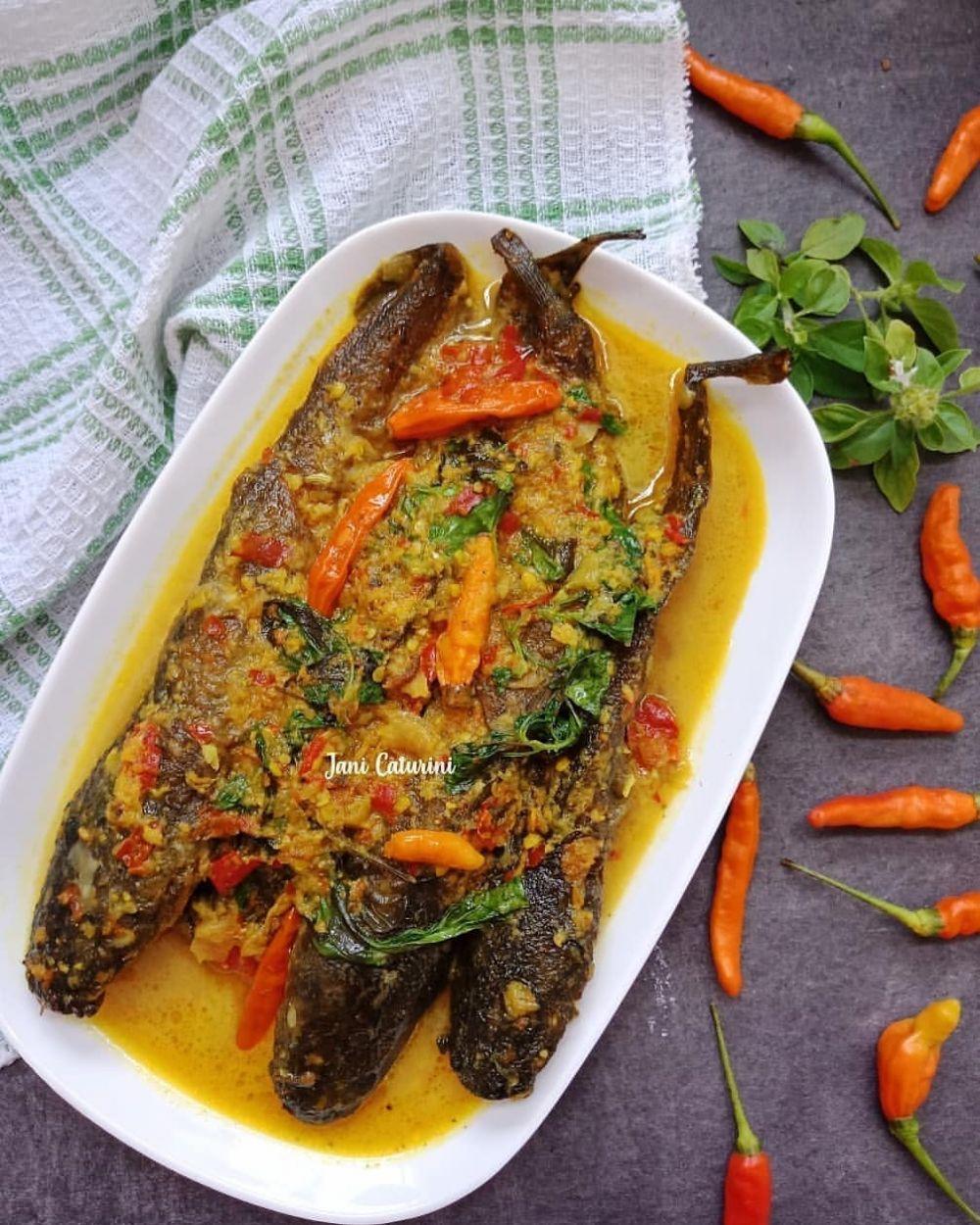 Resep menu sahur berbahan ikan © 2021 brilio.net